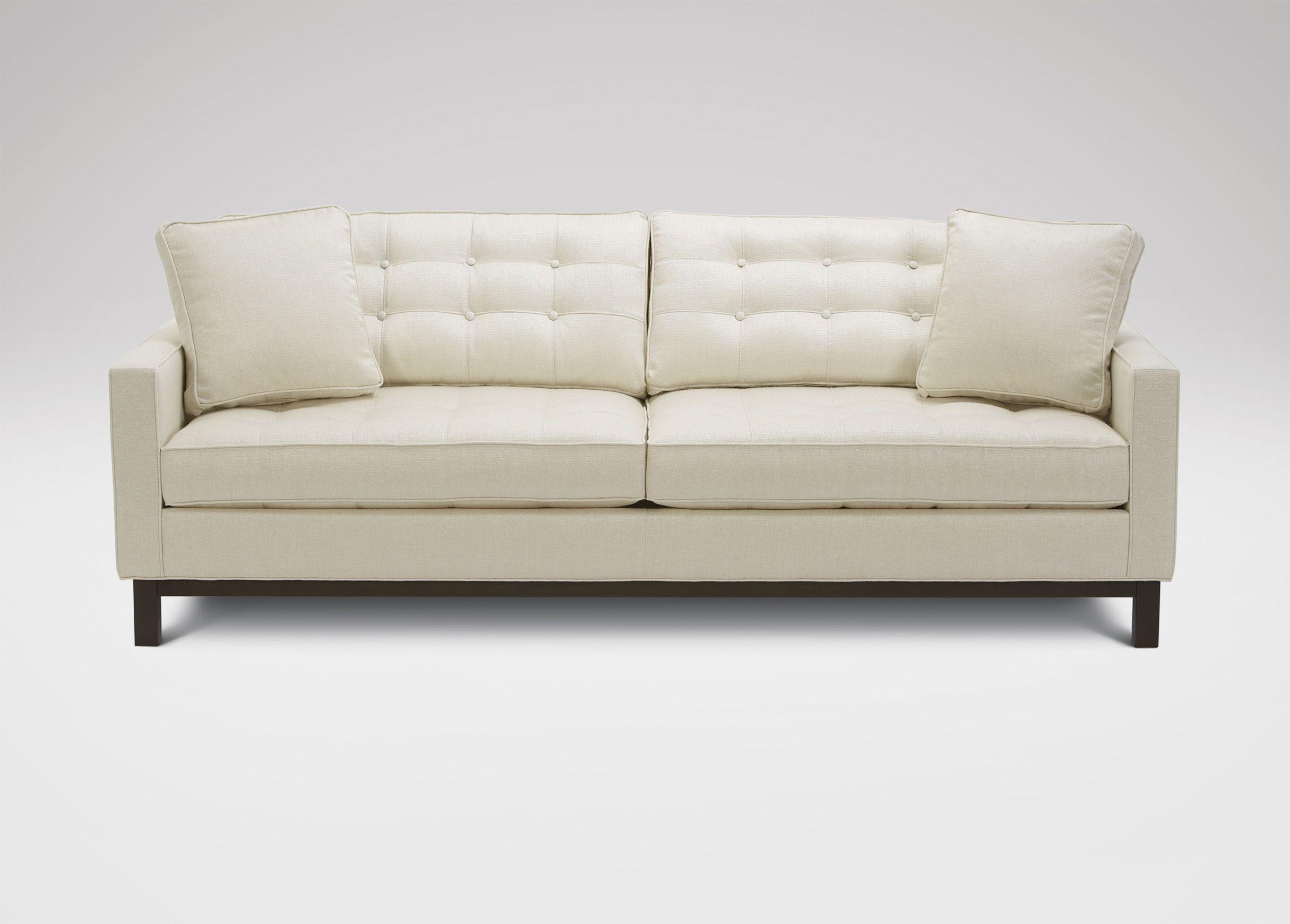 Melrose Sofa Sofas Loveseats Ethan Allen