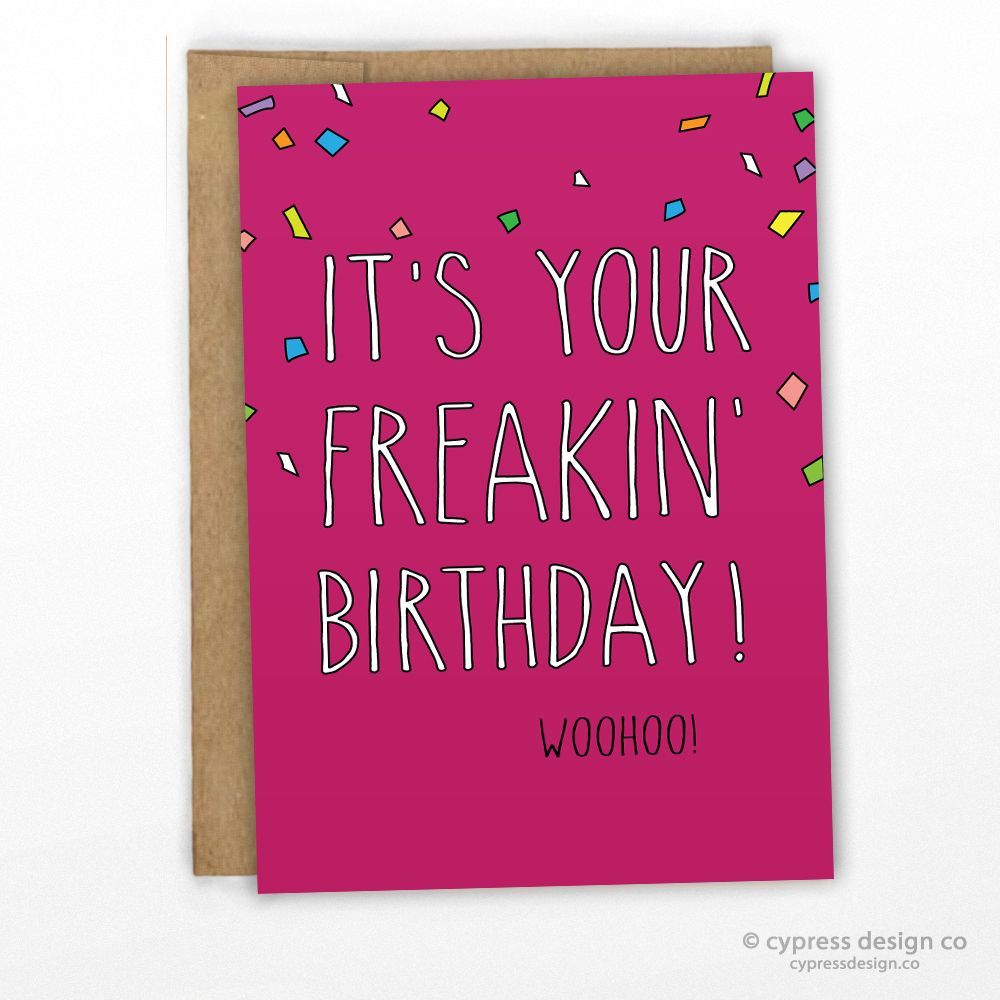 Funny birthday card by cypress card co cypresscardco 100 funny birthday card by cypress card co cypresscardco 100 recycled boutique m4hsunfo