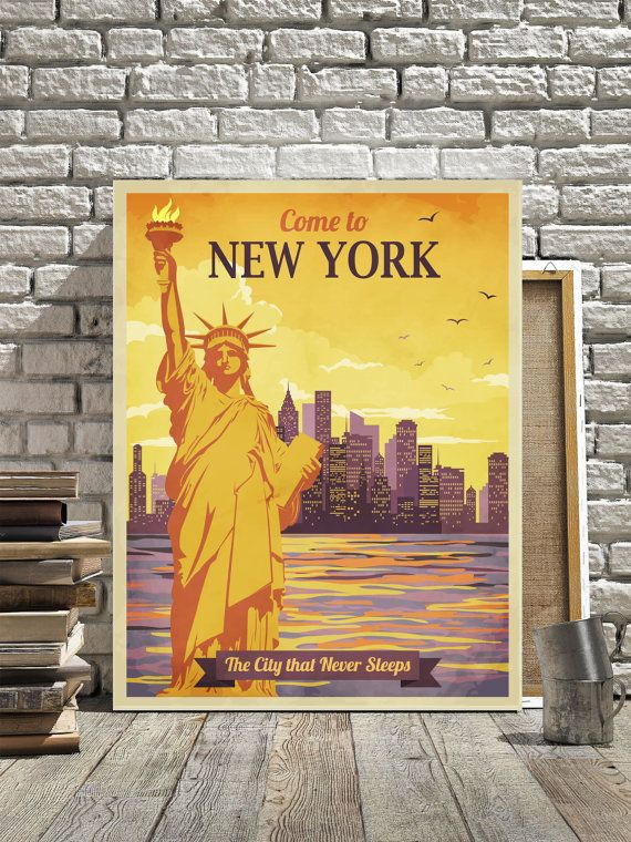BUY 1 GET 1 FREE! New York Print, New York art print, printable wall ...