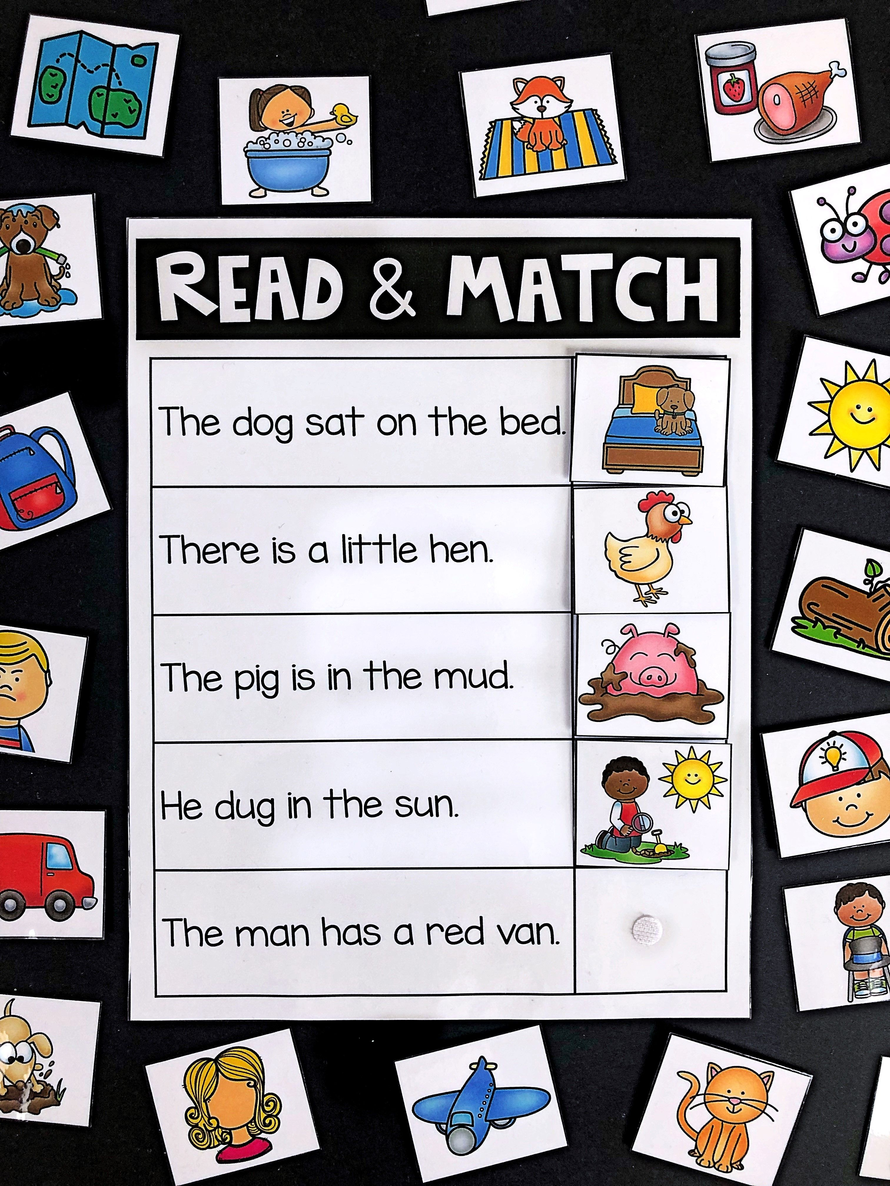 Elements Of Literacy That Build Early Reading Skills