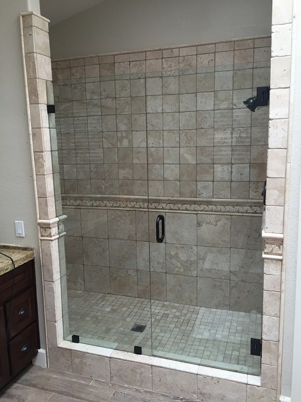 Image result for tiling around door wall