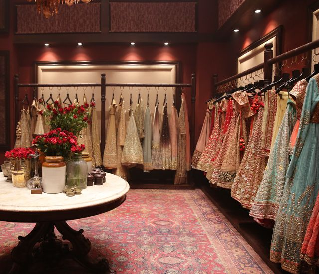 India Bridal Stores Google Search Clothing Boutique Interior