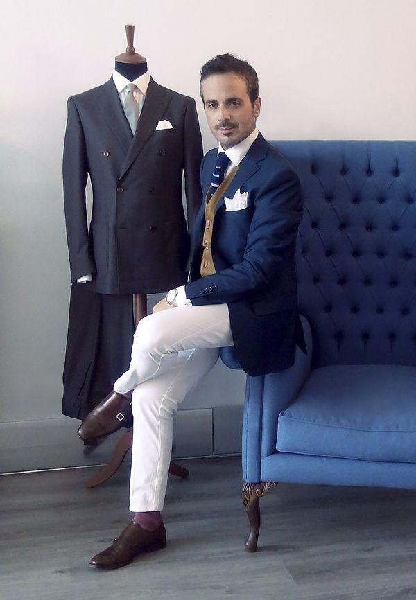 c68d67906c32 Lanieri camicie ed abiti uomo su misura on line. Il blog del Marchese: true  italian bespoke;italian tailor made suits for men;the greatest italian  tailoring