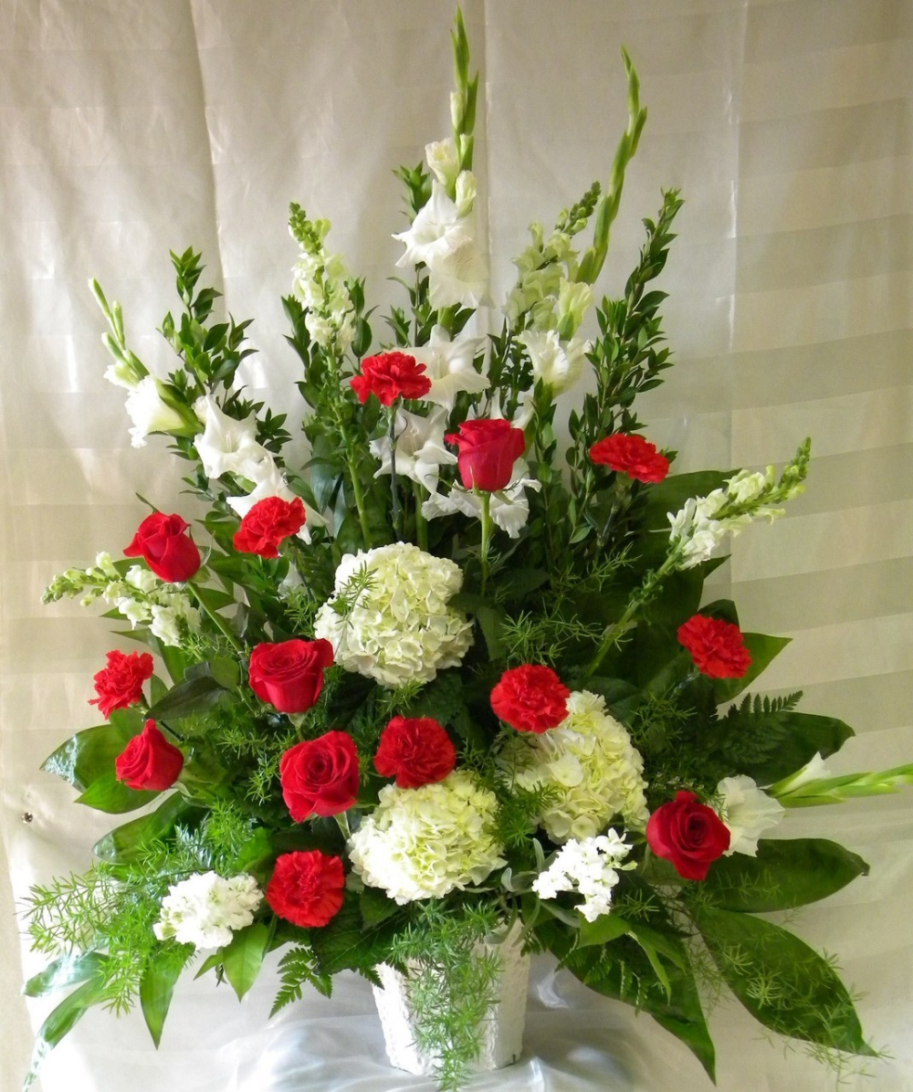 funeral flowers images Google Search Funeral flowers