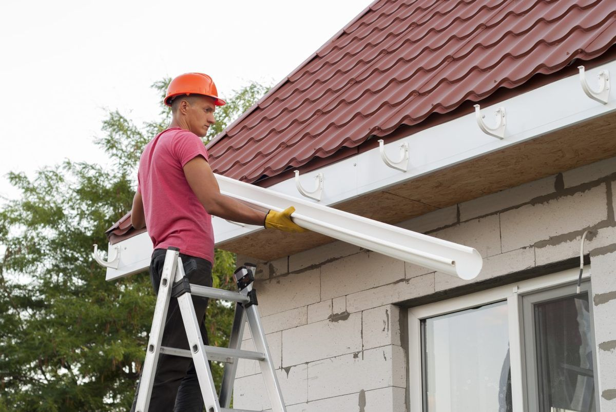 Roofing Contractor San Jose Ca How To Install Gutters Gutters Gutter Repair