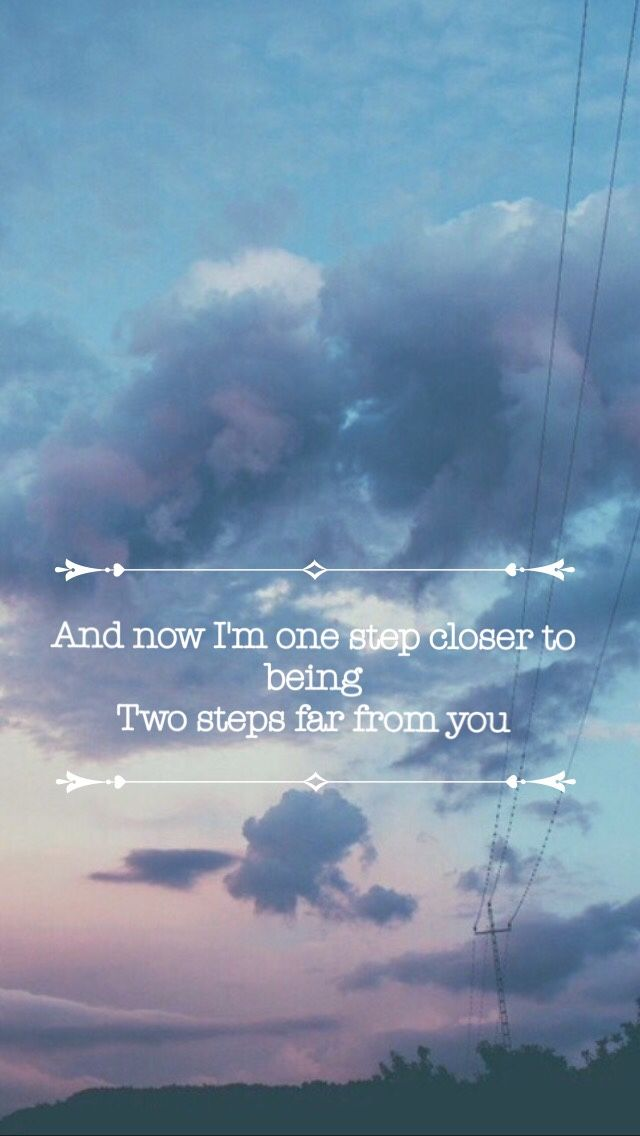 Wallpaper One Direction Tumblr En 2019 Letras De One