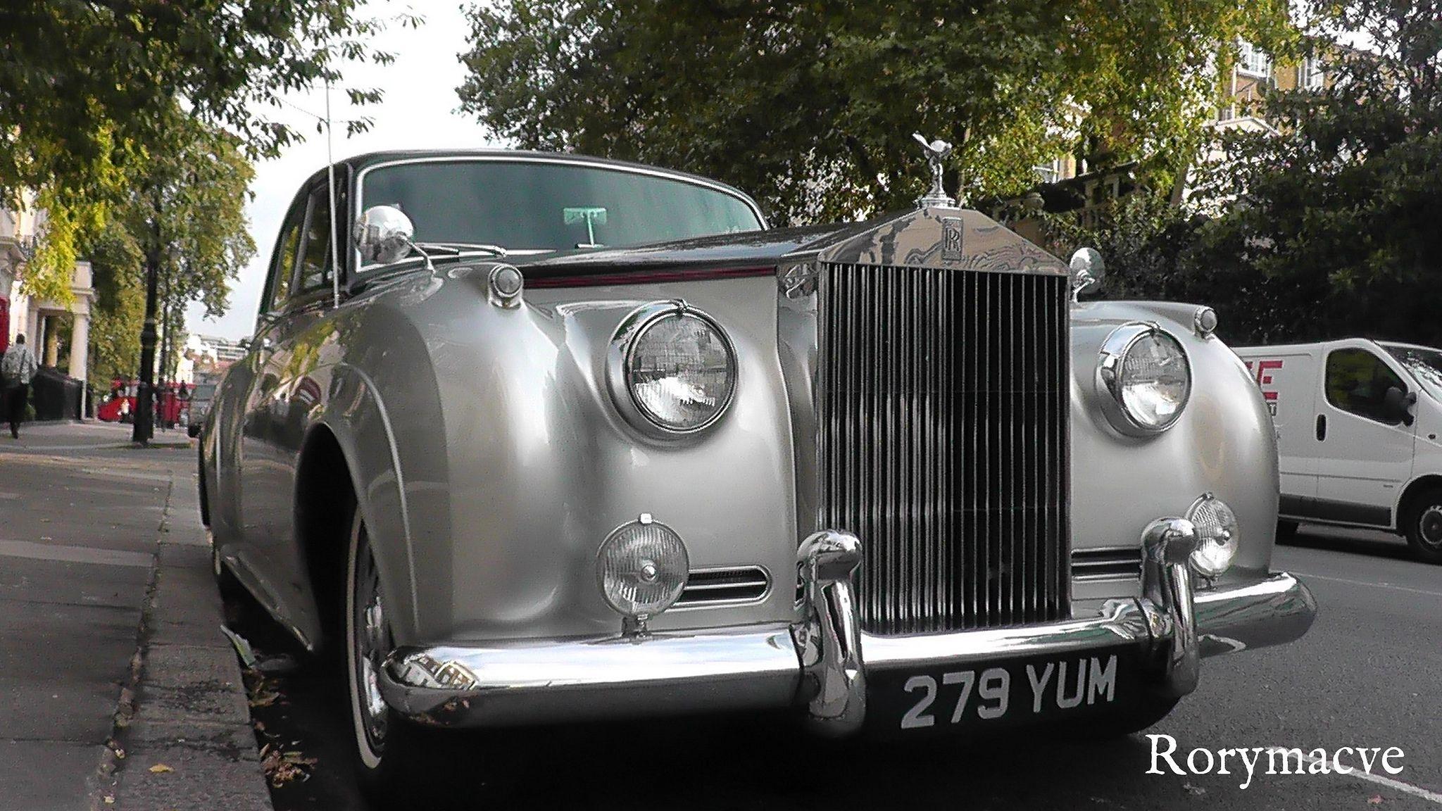 1959 Rolls Royce Silver Cloud   Rolls royce silver cloud, Rolls ...