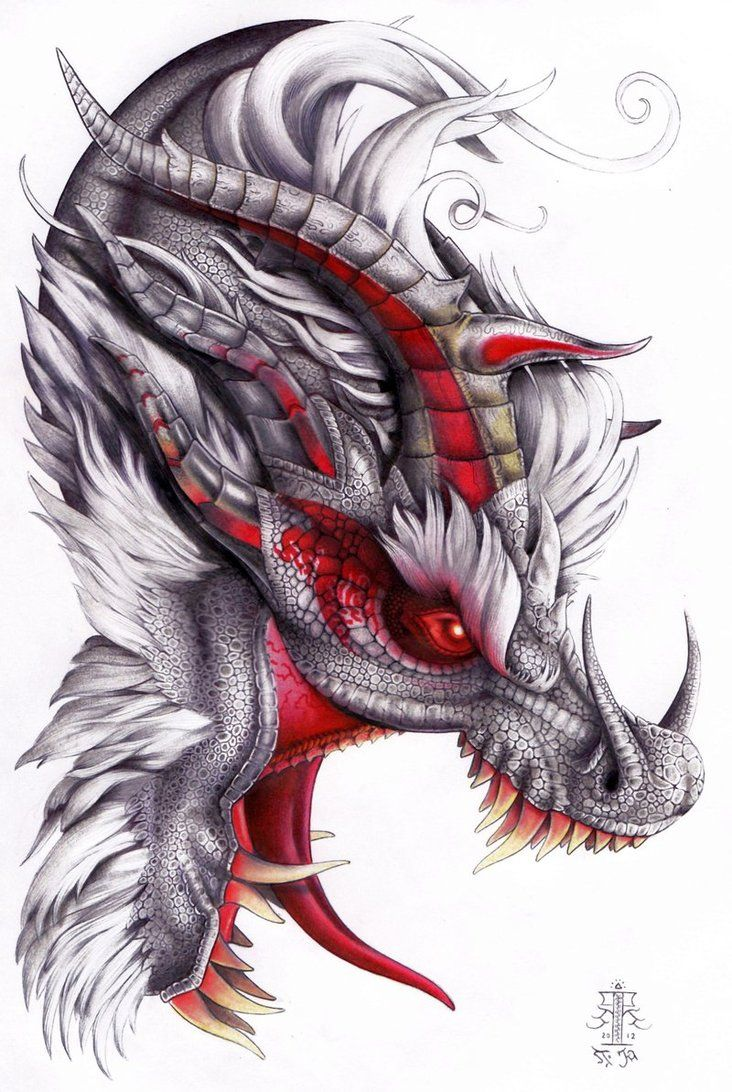 White Fatalis By Badhead Gadroon On Deviantart Dragon Artwork Dragon Pictures Monster Hunter