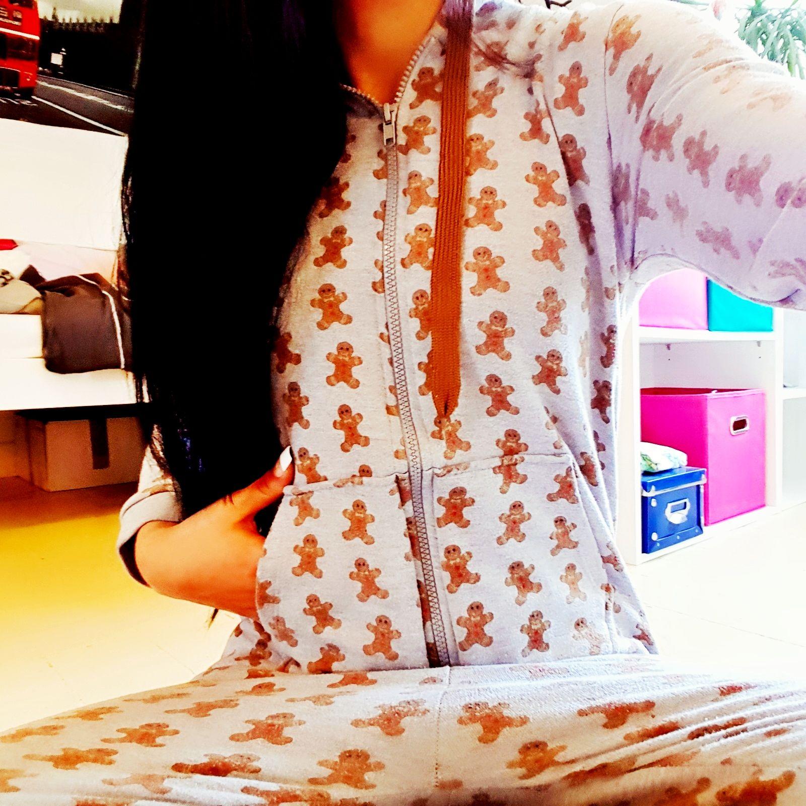 Ganzkörper Schlafanzug von C&A