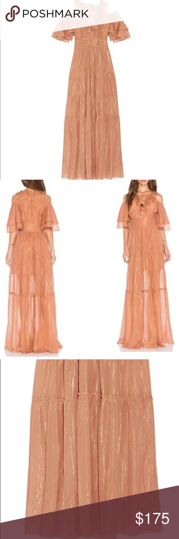 Rachel Zoe Danielle Metallic Maxi Dress Rachel Zoe Dresses Dresses Maxi Dress [ 1740 x 580 Pixel ]