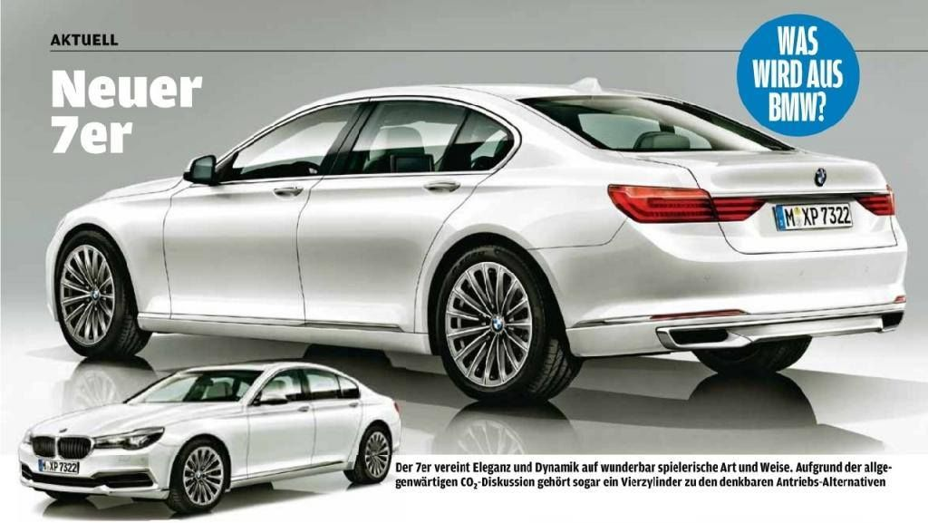 2016 BMW 7 Series Rendered Again - http://www.bmwblog.com/2014/09/25/2016-bmw-7-series-rendered/