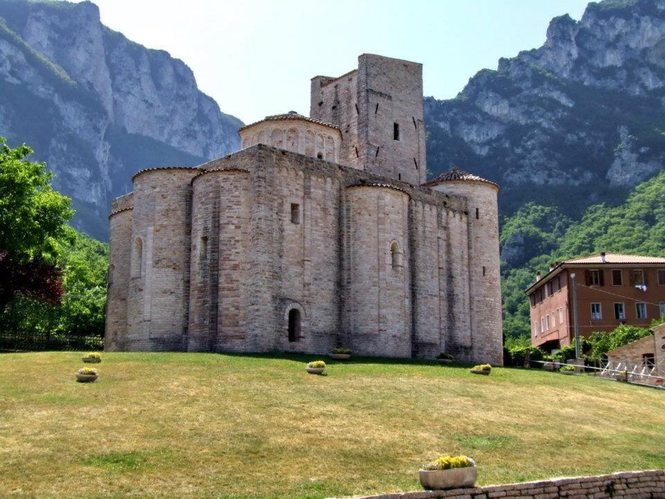 abbazia di San Vittore - Genga