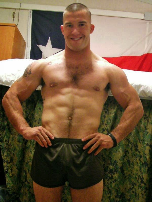 from Marcos gay hunk in man naked sexy uniform