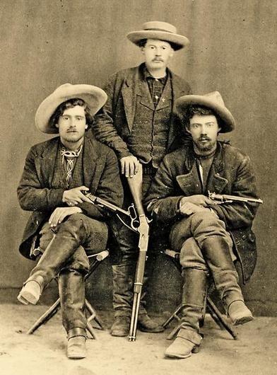 Breve historia del salvaje oeste. Pistoleros y forajidos (Spanish Edition)