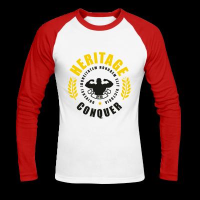 Beschreibung Bereit für den großen Wurf: Mit diesem Shirt im legendären…