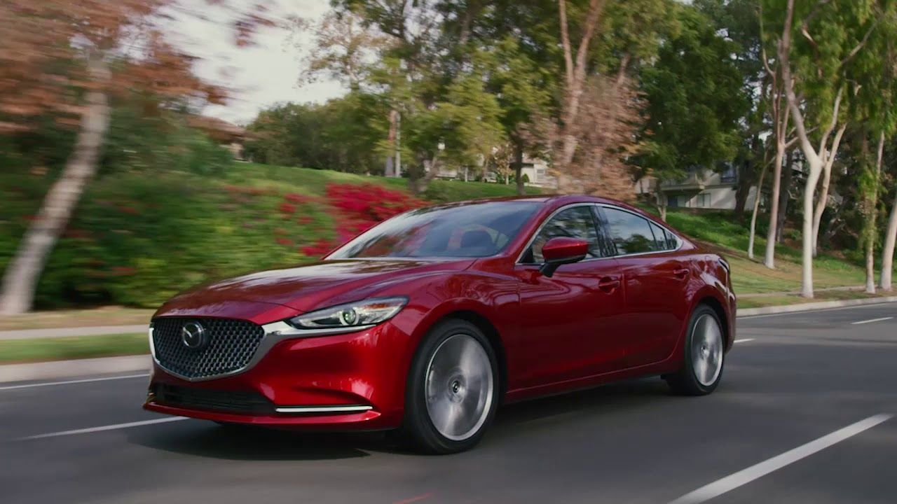 2020 Mazda 6 In 2020 Mazda 6 Turbo Mazda 6 Mazda