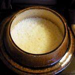 建仁寺 祇園 丸山 - 炊きたての御飯