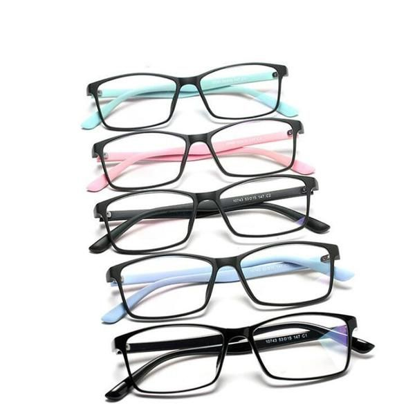 Kirka Blue Light Blocking Glasses Round Metal Eyeglasses Frame Anti Blue Ray Computer Game Glasses