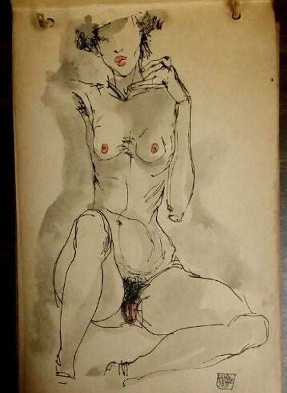 Γυμνό (1916-17)