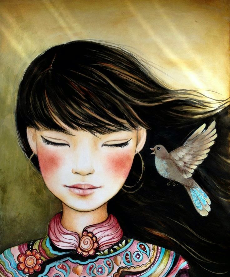 For the Love of Art: Claudia Tremblay Canadá (Amos, Quebec)