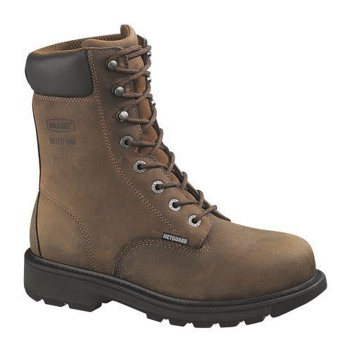 Wolverine Men's McKay Steel-Toe EH Work Boots