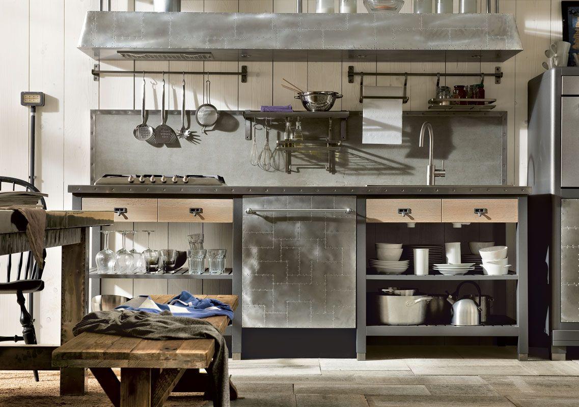 Cucina legno ferro sgabelli cucina legno e ferro sgabello alto