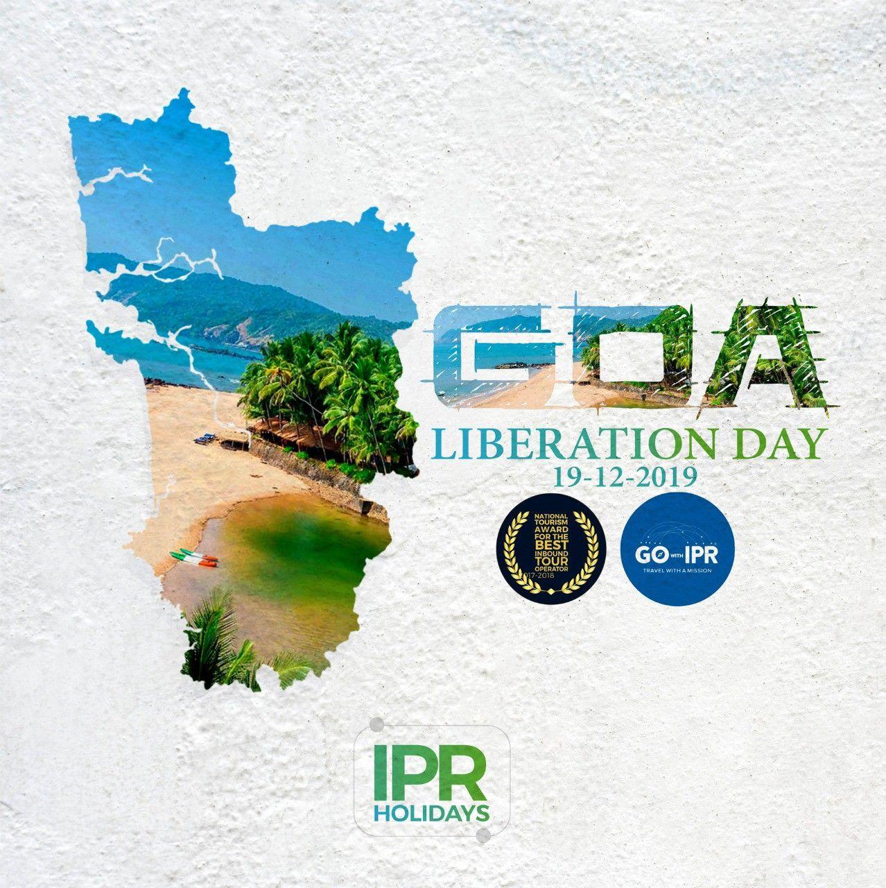 Goa Liberation Day Liberation Day Lets Celebrate Day