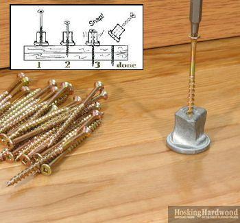 How To Make Hardwood Floors Stop Creaking
