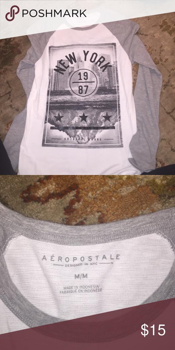 NWOT Aeropostale Long-Sleeved Shirt NWOT Aeropostale Long-Sleeved Shirt Aeropostale Shirts Tees - Long Sleeve