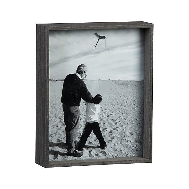 Stratton 8x10 Picture Frame | Crate and Barrel