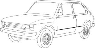 Resultado De Imagen Para Fiat Drawing 147 Carro Dibujo Autos Dibujos