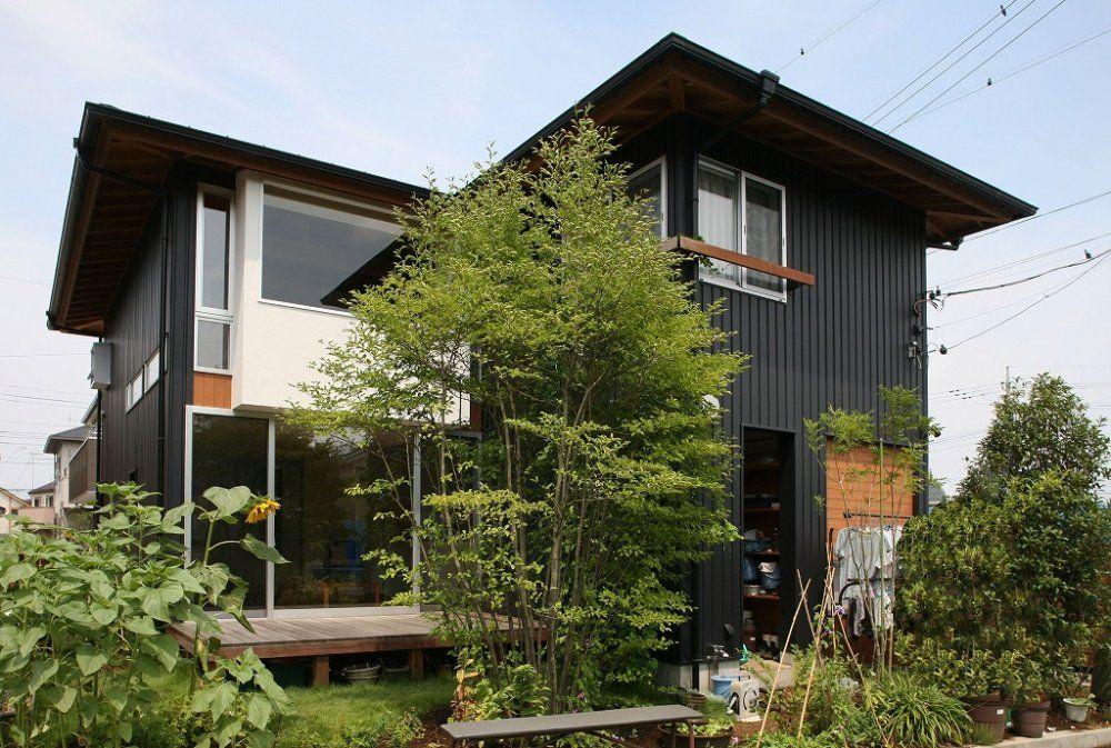 外装 Desenスタイル ホームウェア 木の家 家