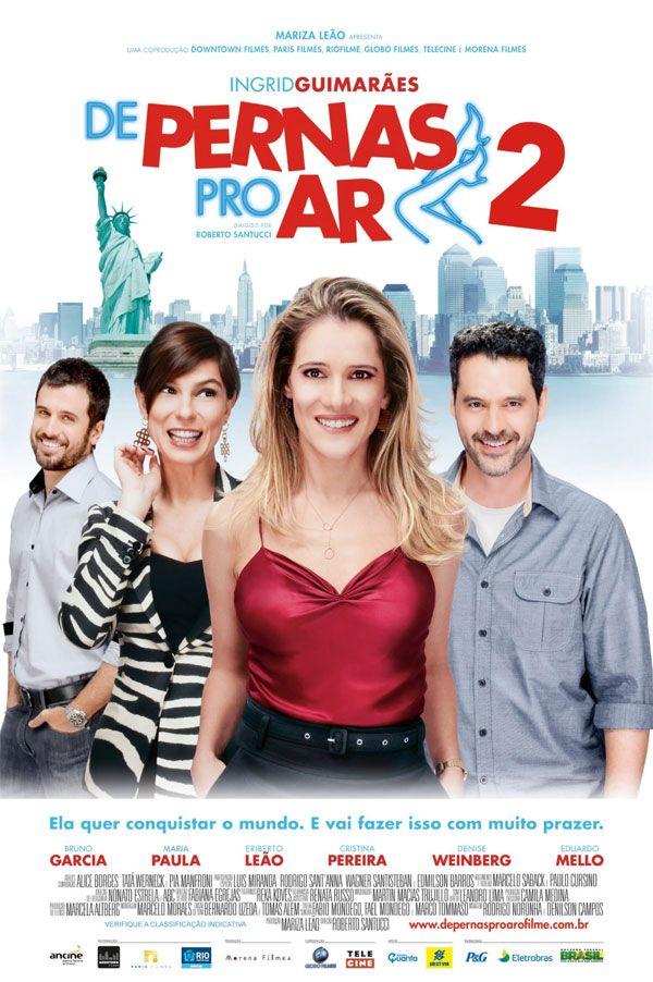 De Pernas Pro Ar 2 Filmes Filmes Brasileiros Filmes Comedia