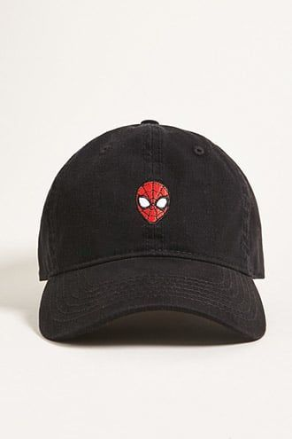 e52915a26a8 Men Spiderman Dad Cap