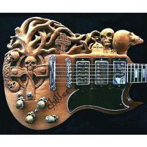 Crazy Cool Guitar Designs 2 Lessons Tricks A