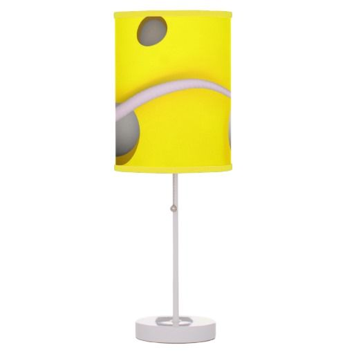 Mouse Tail on Cheese Table Lamp