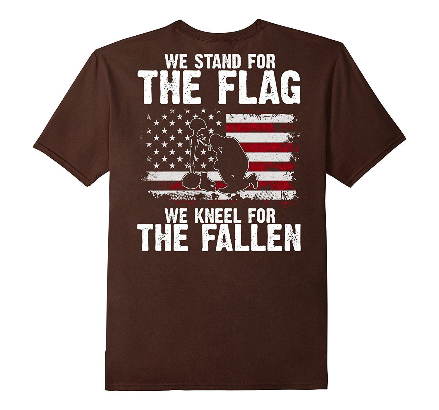 Park Art|My WordPress Blog_I Stand For The Flag And Kneel For The Fallen