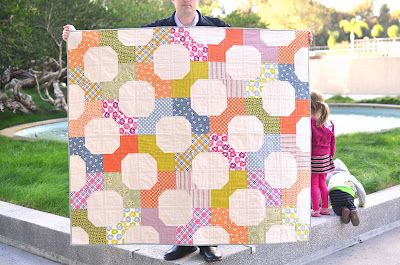 Bowtie Quilt   from Kitchen Table Quilting