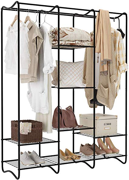 50++ Free standing hanging clothes rack inspirations