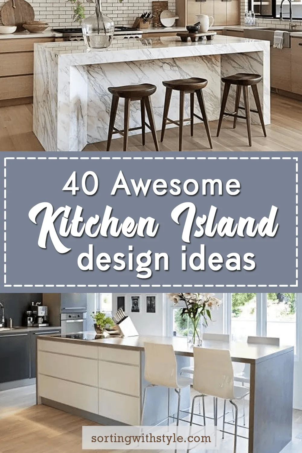 40 Awesome Kitchen Island Design Ideas With Modern Decor Layout Kitchen Island Ideas Modern Kitch Kitchen Island Design Kitchen Design Diy Kitchen Layout