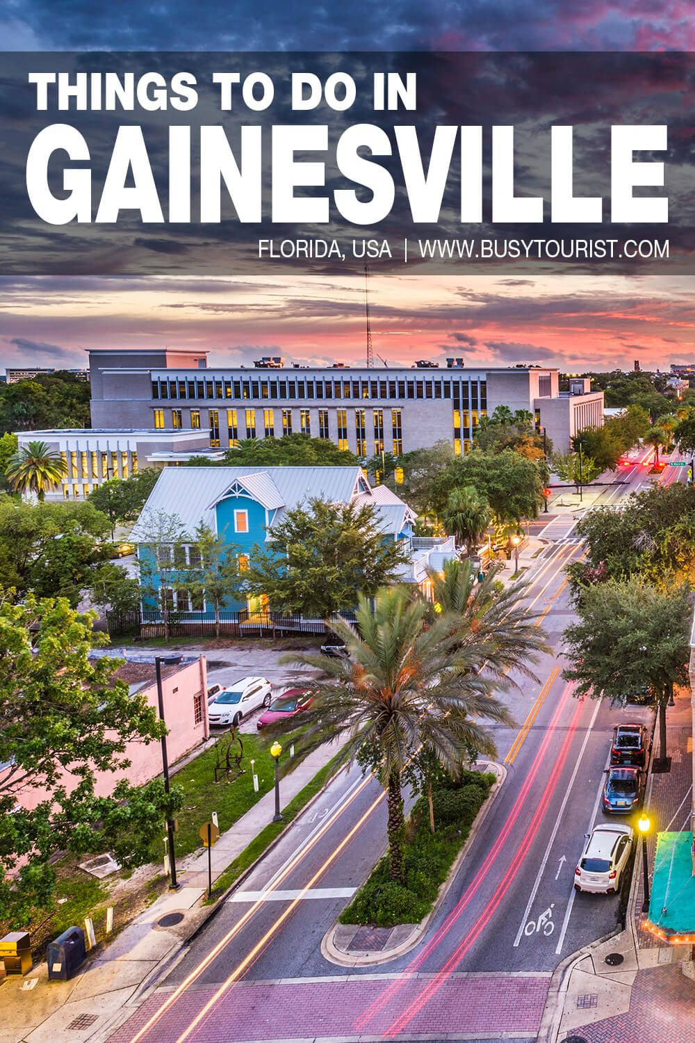 21 Fun Things To Do In Gainesville Florida Gainesville Florida Florida Vacation Cool Places To Visit