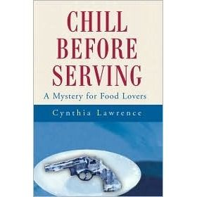 Want to Read - Chill Before Serving - This is my mother's recommendation.  It doesn't have a great goodreads rating, but hopefully it'll be a quick, fun read.