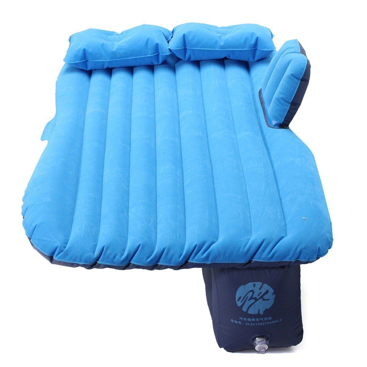 Materasso Letto Gonfiabile Airbed.King Do Way Letto Gonfiabile Auto Materasso Ad Aria Macchina