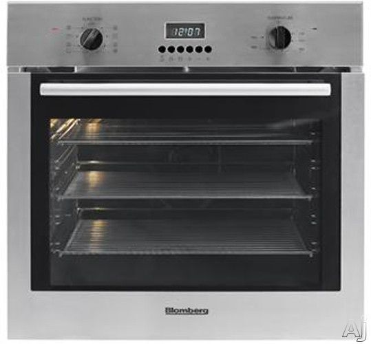 Blomberg Bwos24100 24 Electric Wall Oven With 2 3 Cu Ft Capacity