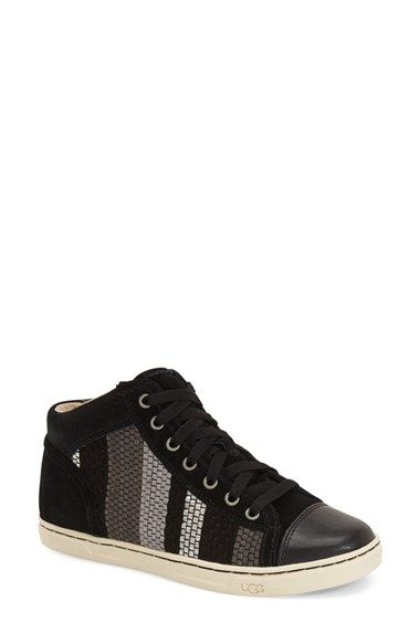 UGG Australia Taylah High-Top Sneakers