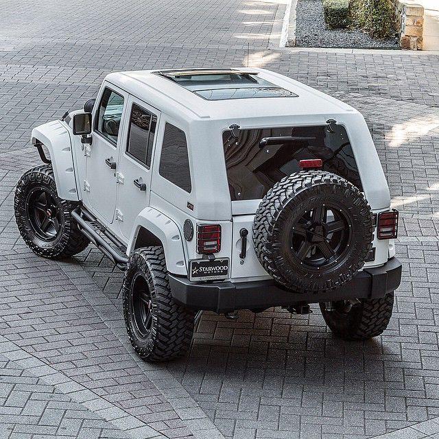 Very Clean Starwood Custom Jeep W Liftedoffroadproducts