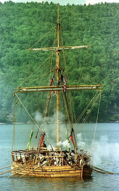 Gunboat Philadelphia II
