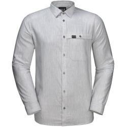 Jack Wolfskin Hemd Männer Naka River Shirt Men Xl grau Jack WolfskinJack Wolfskin #stylishmen