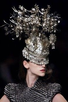 Famous hat designer Philip Treacy has made some of the most beautiful and  unique hats in the world. 175f53a6ee3