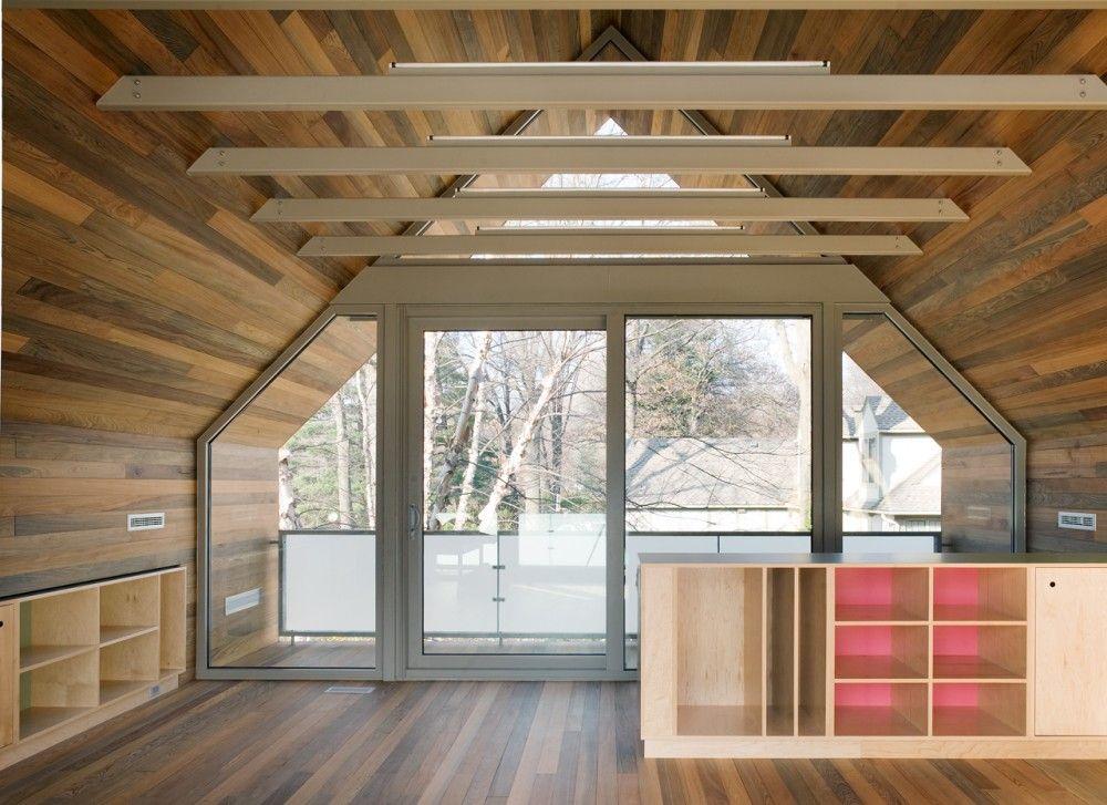 Tyler Residence / El Dorado Attic renovation, House, New